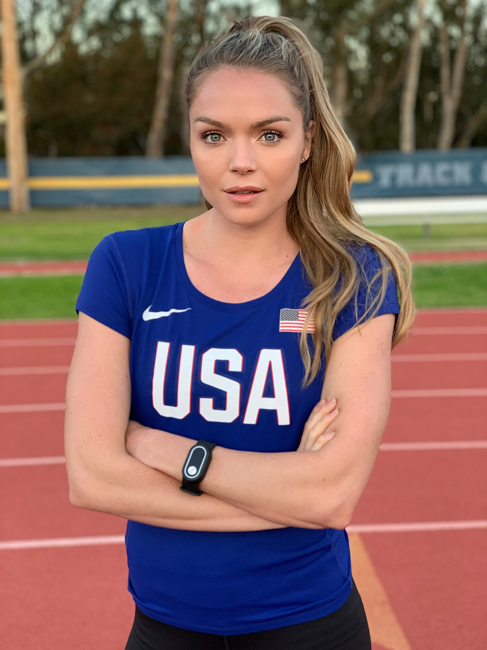 Nimbus Performance Olympian Chari Hawkins