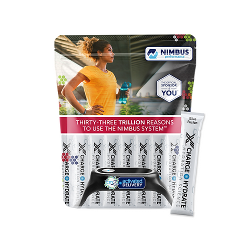 X2 CHARGE & HYDRATE, Nimbus Performance Supplements