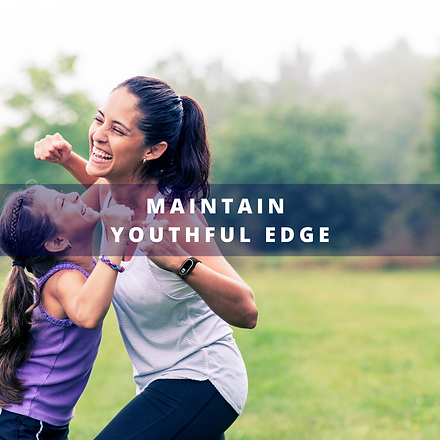 Maintan Your Youthful Edge with Nimbus Performance cm2 Technology