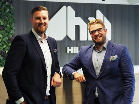 Hill Auditille kaksi uutta partneria - KHT Fredrik Bäck ja KHT Petteri Lagus