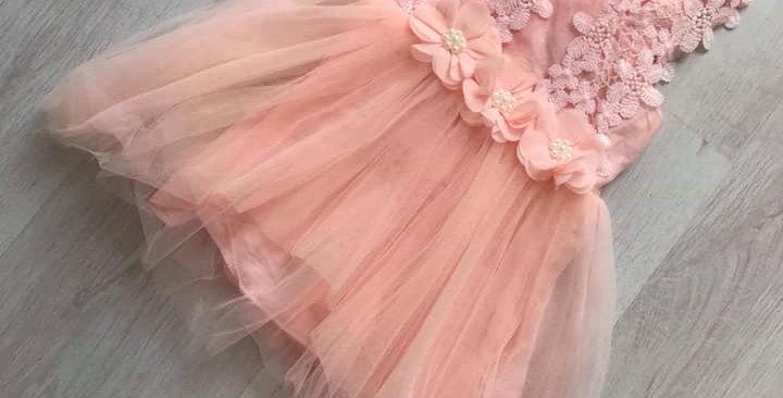 Daisy Pink Dress