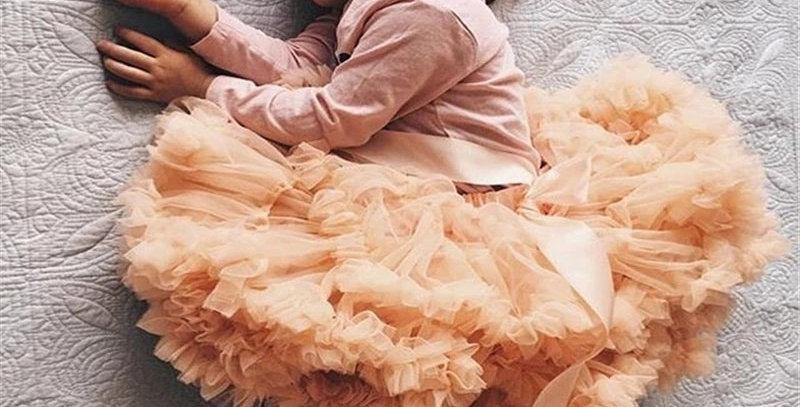 Frilly Tutu Skirt