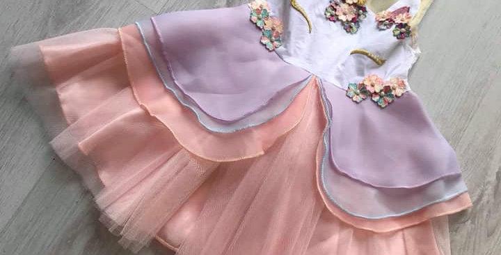 Unicorn Pink Dress