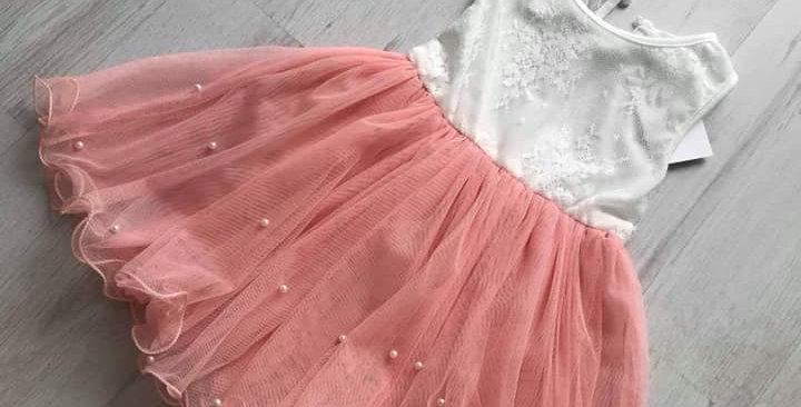 Azalea Pink Dress