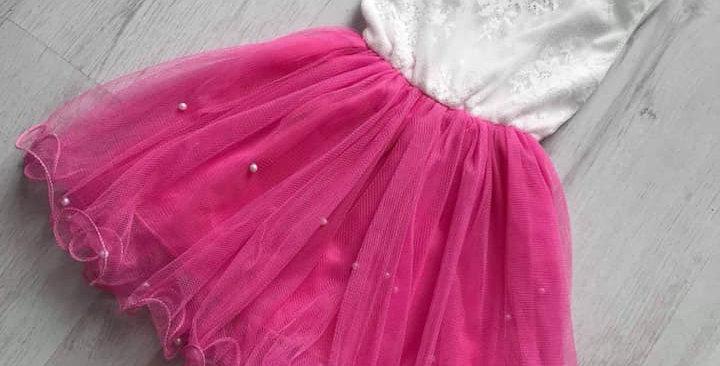 Azalea Magenta Dress