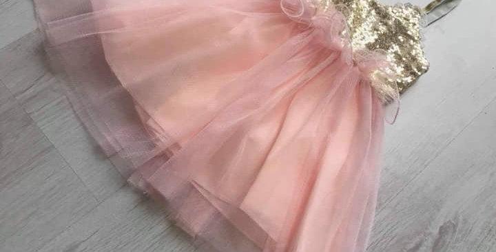 Jasmine Pink Dress