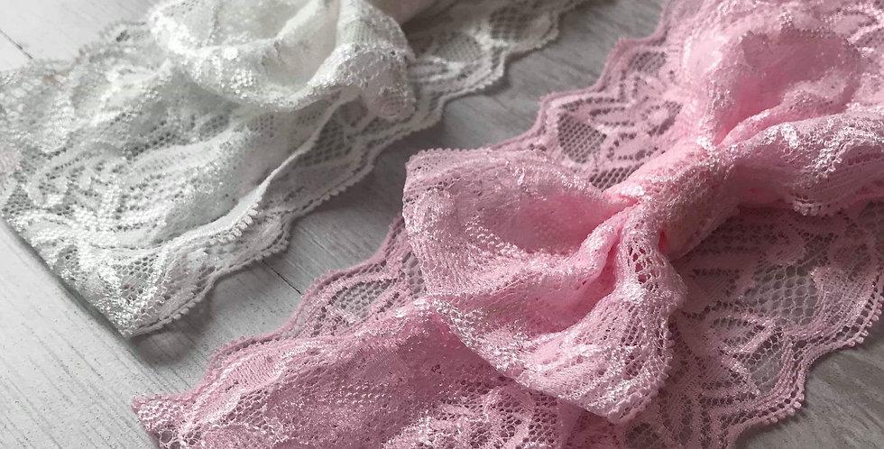 Soft Lace Headband