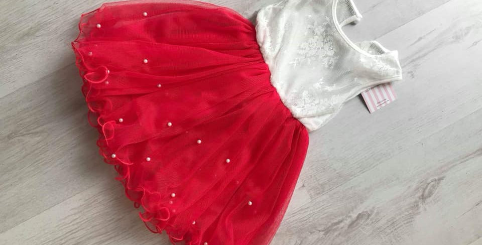Azalea Red Dress