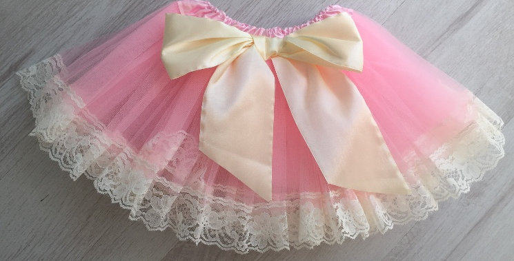 Pink Lace Tutu