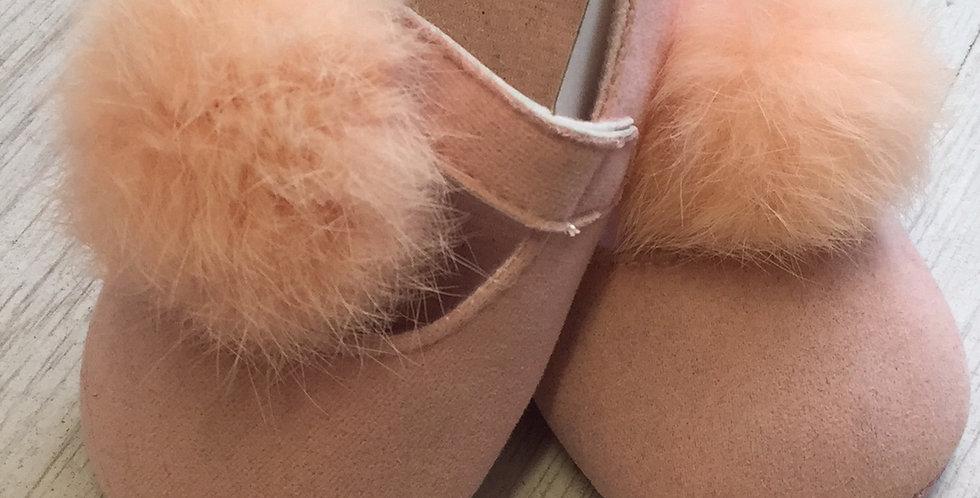 Pom Pink Pram Shoes