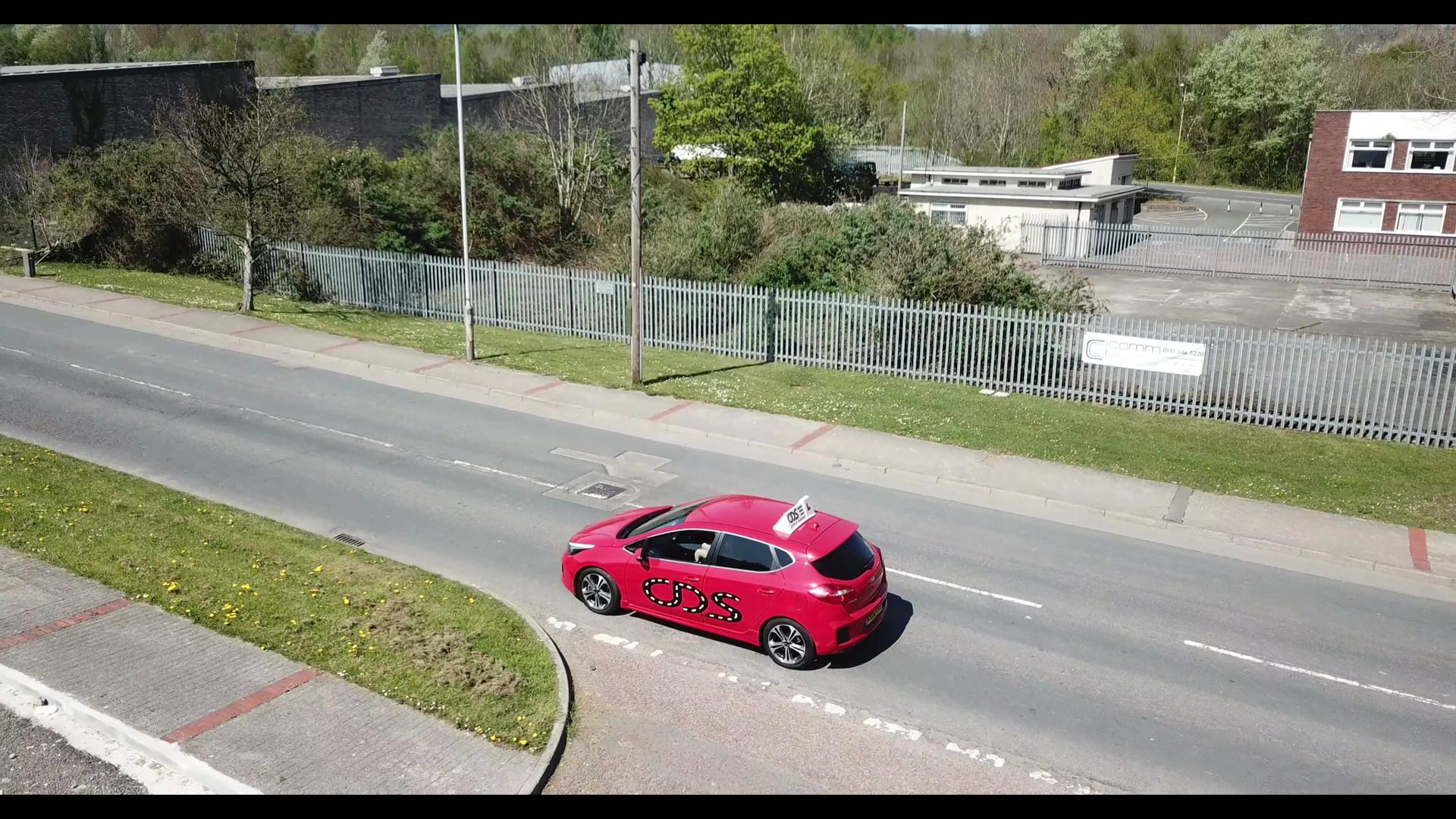 Cwmbran Driving School Car Video