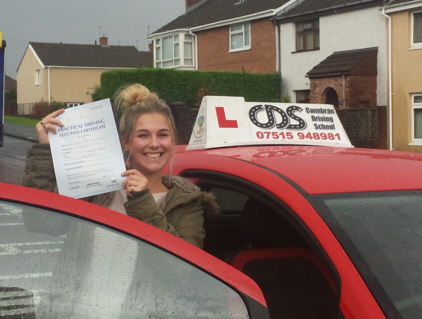 Cwmbran Driving School Abigail.jpg