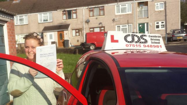 Cwmbran Driving School Tiegan.jpg