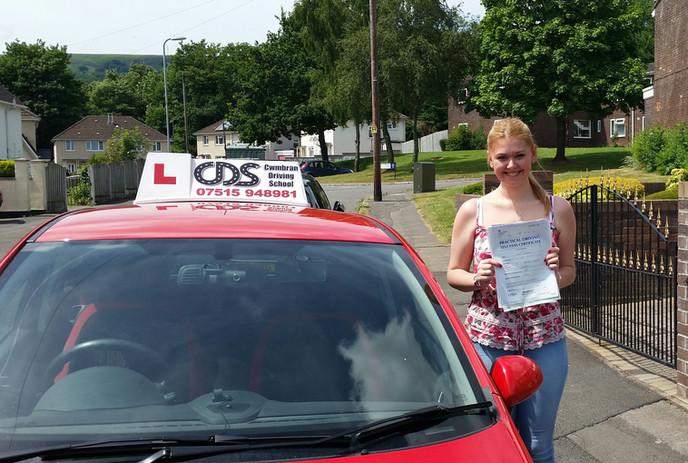 Cwmbran Driving School carly alan.jpg