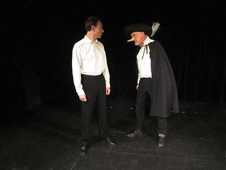 Spectacle Les secrets du théâtre - Cyrano de Bergerac
