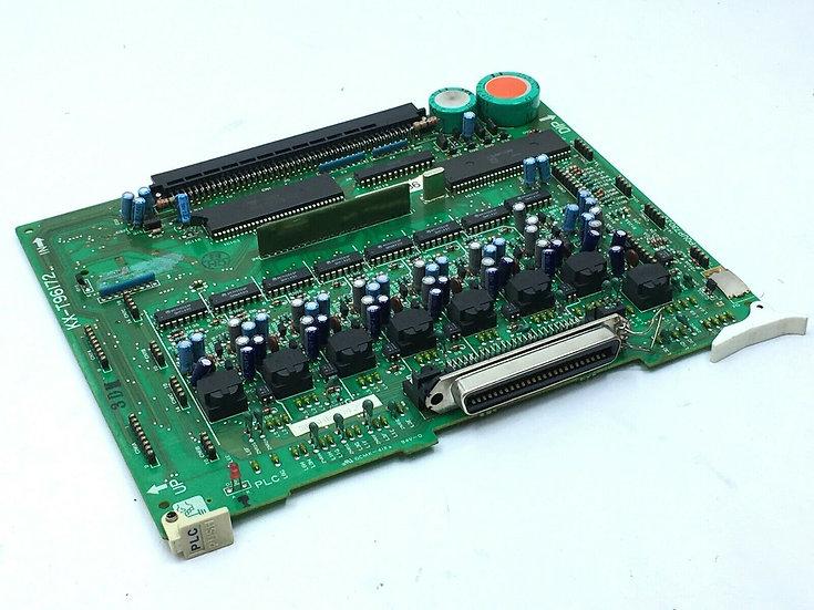 KX-T96172 แผงขยาย 8 สายในแบบเครื่องคีย์ PLC Card (KX-T192/336/KX-TD500)