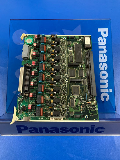 KX-TD50180  แผงขยาย 16 สายนอก  ELCOT Card (KX-TD500)