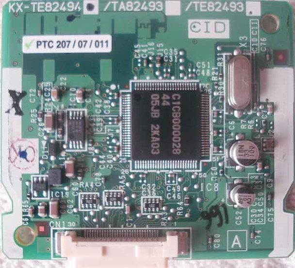 KX-TE82494X แผงวงจรโชว์เบอร์โทรเข้า Caller ID Card