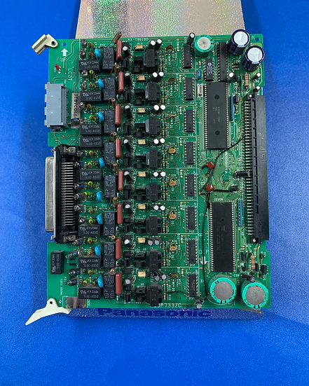KX-T96180 แผงขยาย 8 สายนอก LCOT Card  (KX-T192/336/KX-TD500)