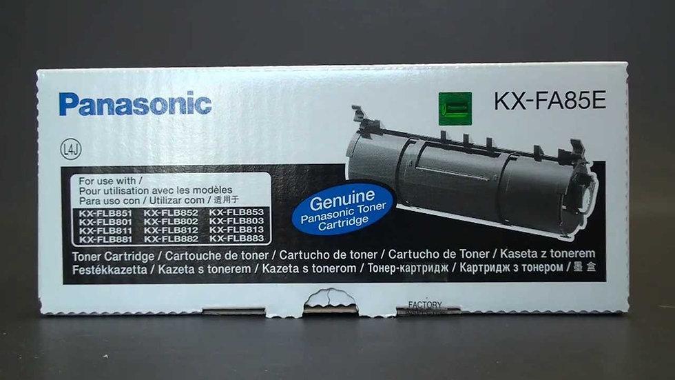 KX-FA85E Panasonic Laser Toner  for KX-FLB802/812/852/882