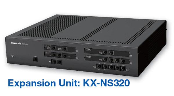 KX-NS320BX  ตู้สาขาขยายเพิ่ม Expansion Unit for KX-NS300BX