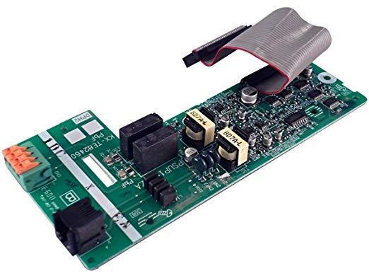 KX-TE82460X แผงกริ่งประตู 2 วงจร Door Phone Card 2 Ports