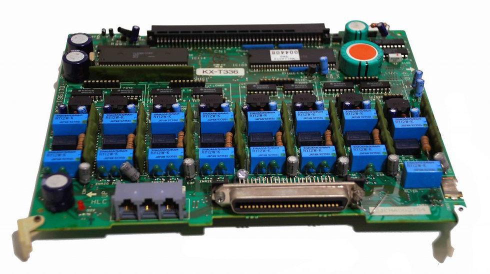 KX-T96170 แผงขยาย 8 สายในแบบไฮบริด HLC Card  (KX-T192/336/KX-TD500)