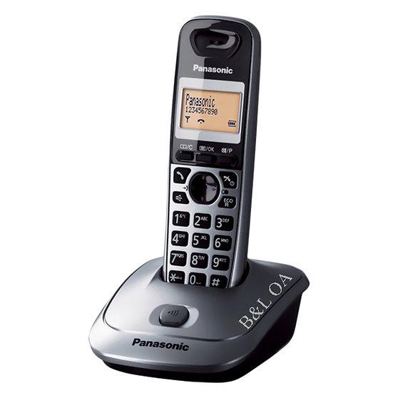 KX-TG3551BX Cordless Phone 2.4GHz. Caller ID