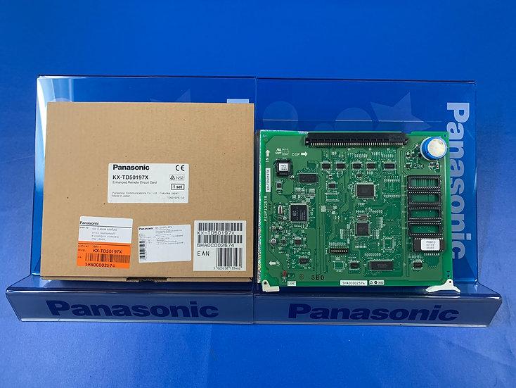 KX-TD50197(N)  แผงใหม่ Remote Online Card (ERMT) for KX-TD500