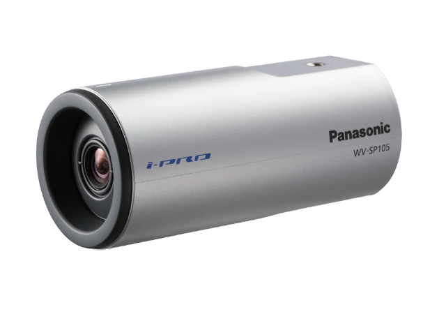 WV-SP105 Panasonic IP Network Bullet,H264, Fixed Lens 3.54 mm.,PoE