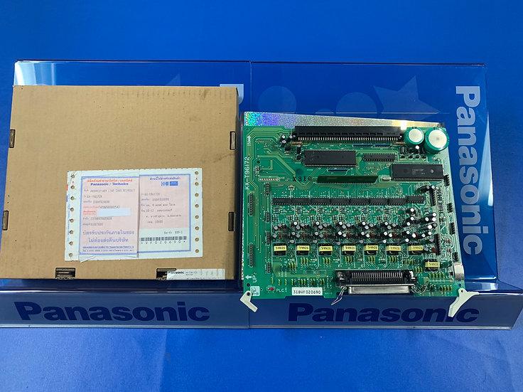 KX-T96172(N) แผงวงจรขยาย 8สายในเครื่องคีย์ ใหม่ PLC Card (KX-T192/336/KX-TD500)