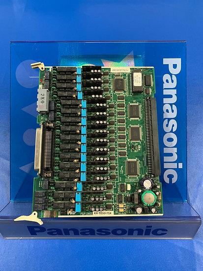 KX-TD50175 แผงขยาย 16 สายในแบบอนาล็อก ESLC Card (KX-TD500)