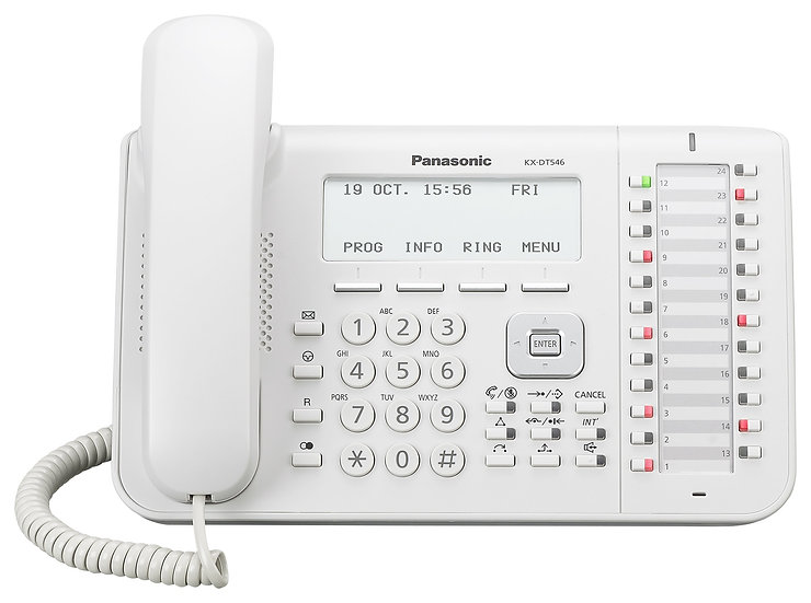 KX-DT546X Panasonic Digital Phone