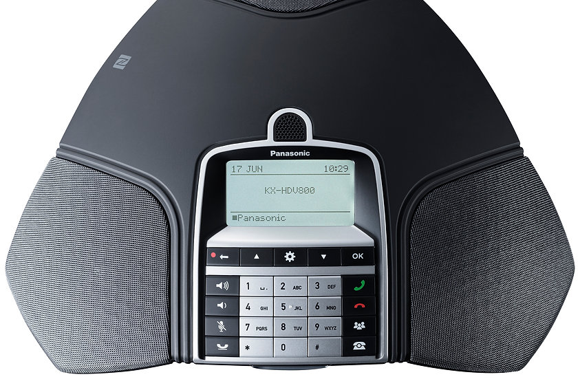 KX-HDV800  PANASONIC SIP Conference Phone Full Duplex