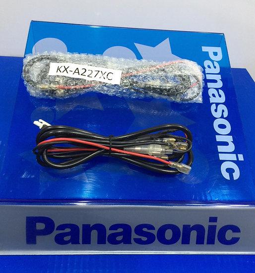 KX-A227X สายเชื่อมแบตเตอรี่ตู้สาขา Battery Back Up Cable
