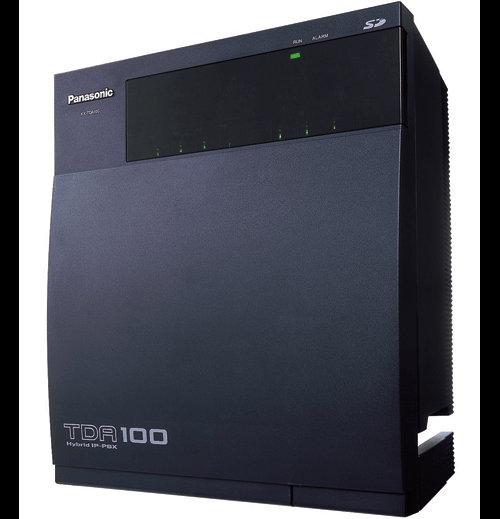 KX-TDA100DBP(N)  ตุ้สาขาดิจิตอล ของใหม่ Digital PBX (8/4D+24A)