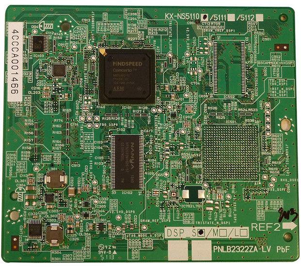 KX-NS5110X   DSP Card for KX-NS300BX ( IP 61 Ch./DISA 30 Ch.)