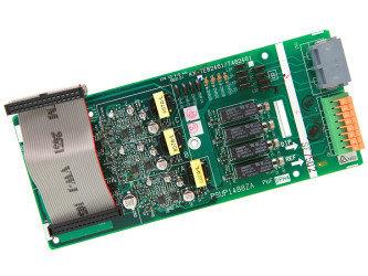 KX-TE82461X แผงกริ่งประตู 4 วงจร Door Phone Card 4 Ports