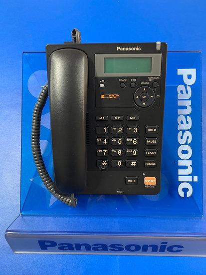 KX-TS600MXB(สีดำ)  โทรศัพท์ Panasonic Analog Phone (Caller ID)