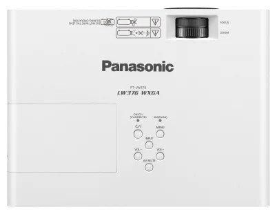 PT-LW376 WXGA Panasonic Projector 3600lm (Lamp Life 20,000 hrs)
