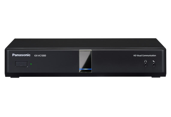 KX-VC1000  Panasonic HDVC VDO Conference  P2P Site แบบเชื่อมต่อ 2 จุด