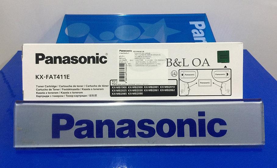 KX-FAT411E Panasonic Laser Toner  ผงหมึกแฟกซ์เลเซอร์