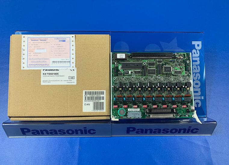 KX-TD50180(N) แผงวงจรขยาย 16 สายนอก ของใหม่ ELCOT Card (KX-TD500)