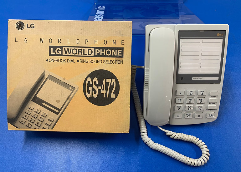 GS-472  โทรศัพท์แบบอนาล็อก LG Analog Phone