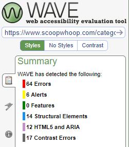 Page 3 Evaluation Summary