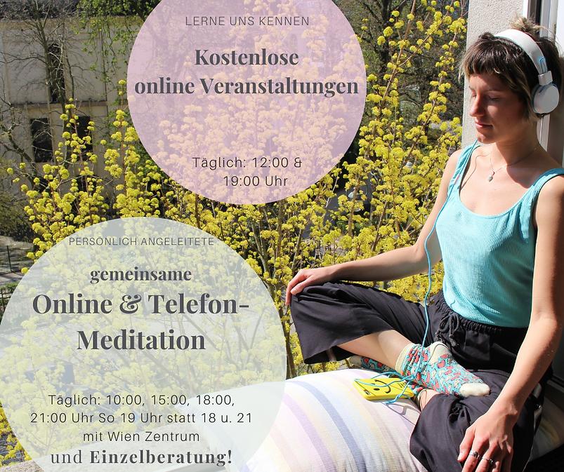 kostenlose Veranstaltungen Berlin Medita