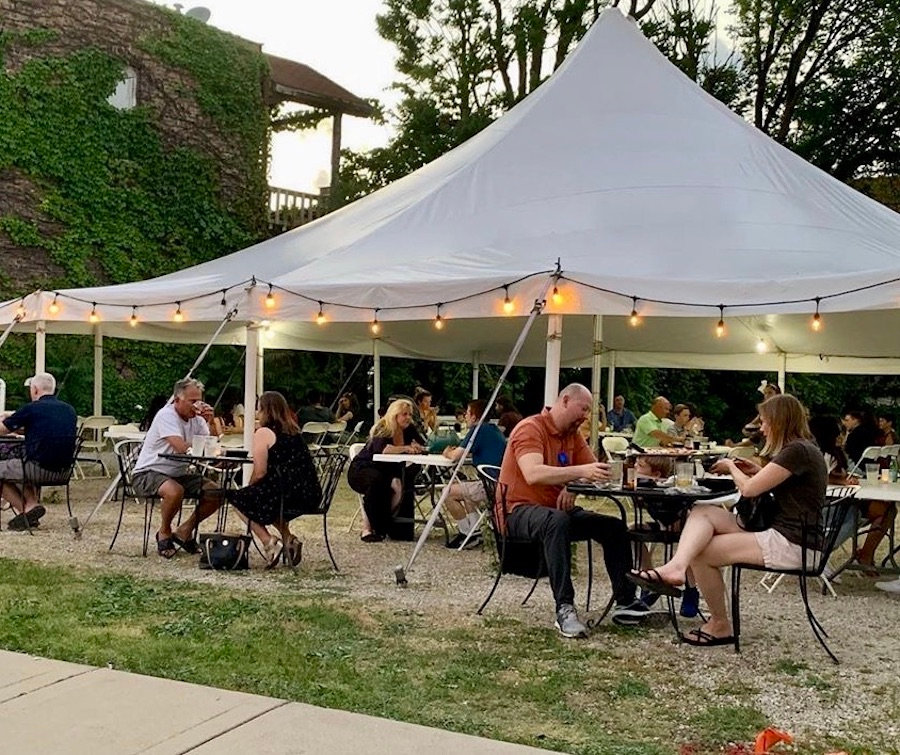 Pop Up Dine Out