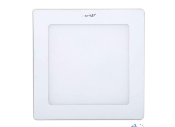 EurthLED Faretti 12W LED Square Slim Down Light