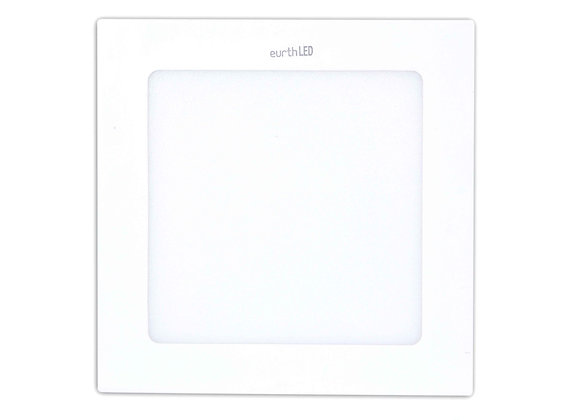 EurthLED Alu Faretti 9W Square LED Down Light