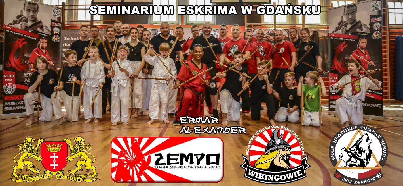 Eskrima Seminarium w Gdansku